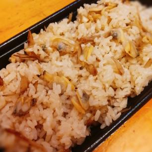 アサリご飯2
